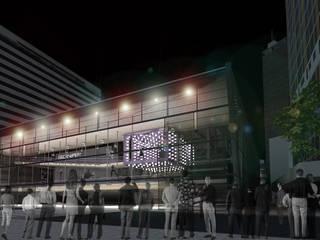 SONAR: Locais de eventos  por Promenade Arquitetura