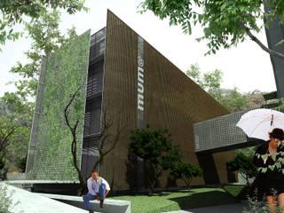 MUMA - Museu do Meio Ambiente - RJ: Museus  por Promenade Arquitetura