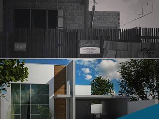 Projeto de interior | Apartamento por Jacqueline Matos Arquitetura e Interiores