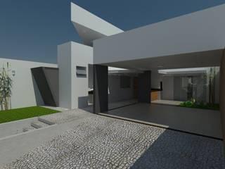 Rumah Modern Oleh plurAU Modern