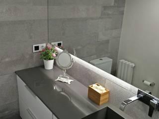 Barcelona – Baño en Sant Gervasi – Galvany AC2 bcn Baños de estilo moderno de ac2bcn Moderno