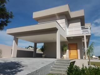 Residencia Sobrado RN Casas modernas por Barbara Oriani Arquiteta Moderno