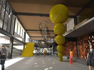 MALI - Peru: Museus  por Promenade Arquitetura