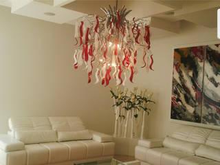 CASA LA UMBRIA / Reciclaje Arquitectonico ION arquitectura SAS Salas de estilo minimalista