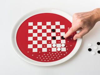 Eat & Play:  in stile  di Paolo Benevelli Design
