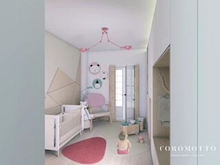 Coromotto Interior Design Nursery/kid's room