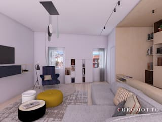 Coromotto Interior Design Living room