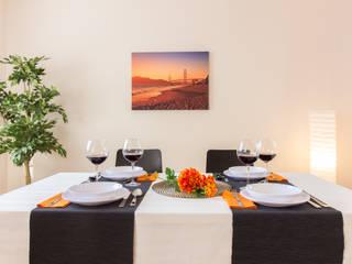 غرفة السفرة تنفيذ Impuls Home Staging en Barcelona