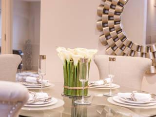 Dining room by SMB Interior Design Ltd, Modern