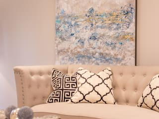 Living room by SMB Interior Design Ltd, Modern