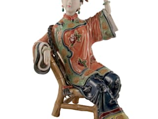 Интернет-магазин предметов интерьера 'CHINADOM' ArtworkSculptures Porselen Multicolored
