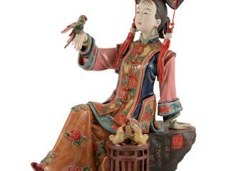 Интернет-магазин предметов интерьера 'CHINADOM' ArtworkSculptures Porcelain Multicolored