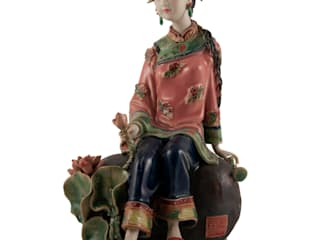 Интернет-магазин предметов интерьера 'CHINADOM' 藝術品雕刻品 瓷器 Multicolored