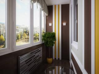 Terrace by Инна Михайская, Modern