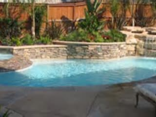 Splash Spa pool construction:   by CapeTown Pools