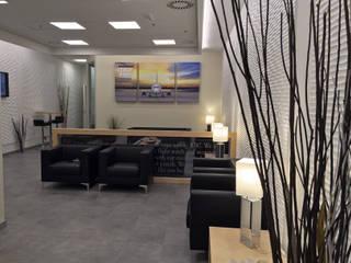 Sala Vip Lounge: Aeroporti in stile  di Studio Ad.G.G., Moderno