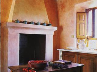Casolare degli Elfi: Cucina in stile  di Studio Ad.G.G., Rustico