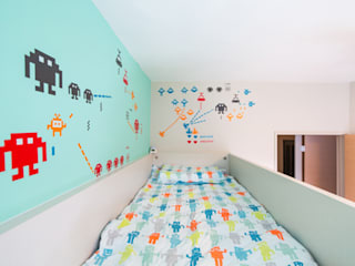 Minimalist nursery/kids room by 果仁室內裝修設計有限公司 Minimalist