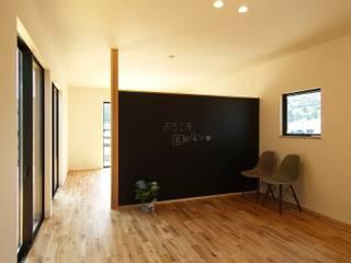 庵川の家: ai建築アトリエが手掛けた子供部屋です。