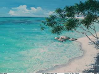 Una spiaggia x noi due:  in stile  di sig  Fiorenzo Mirri, Mediterraneo