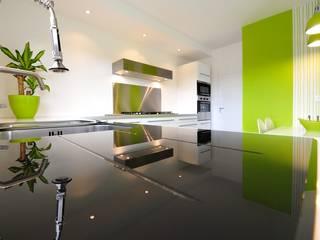 Hôtels modernes par AGA Studio Moderne