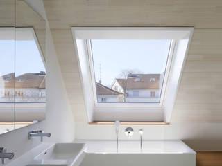 Forsberg Architekten AG Bagno in stile classico