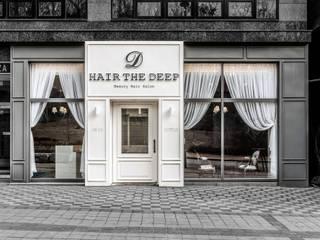 HAIR THE DEEP by 커스텀 디자인 랩 모던