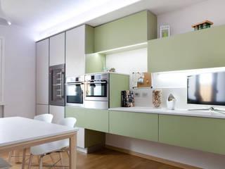 K5 Andrea Picinelli Cucina minimalista