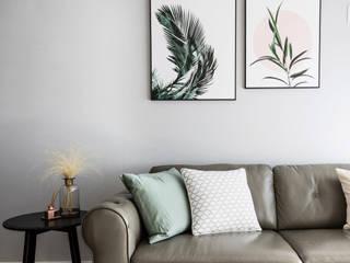 보테니크 Modern living room