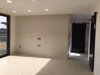 Salas de estilo moderno de 원건축 Moderno