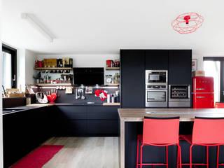 K9 Andrea Picinelli Cucina in stile industriale