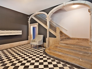 класичний  by Pureza Magalhães, Arquitectura e Design de Interiores, Класичний