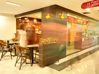 Arquitetura Comercial Bares e clubes modernos por Milímetro Arquitetura Moderno