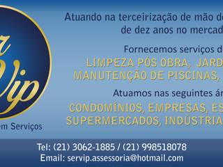 by Servip Serviços e Assessoria