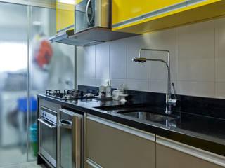Apartamento LT Cozinhas modernas por Daniela Morales Arquitetura Moderno