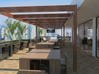 modern  by 360+ arquitetura e interiores, Modern