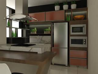 by 360+ arquitetura e interiores Modern