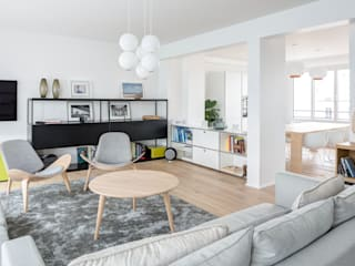 Mon Concept Habitation Living room