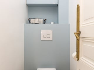 Mon Concept Habitation Scandinavian style bathroom