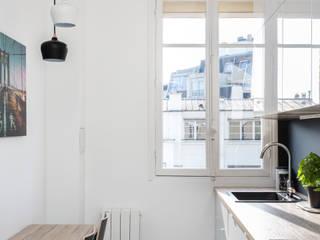 Cocinas de estilo minimalista de Mon Concept Habitation Minimalista