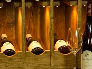 Das WeinMöbel Classic - Mehr als nur ein Weinschrank:   von Fetz Quadrat OHG
