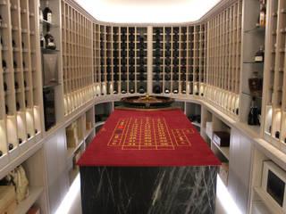 Privater Weinkeller - individuell und exklusiv:   von Fetz Quadrat OHG