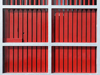 Clubgebouw Zeilvereniging Ouderkerkerplas Moderne bars & clubs van Hugo Caron Architecten bna Modern