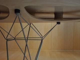 Tafel :   door Hugo Caron Architecten bna