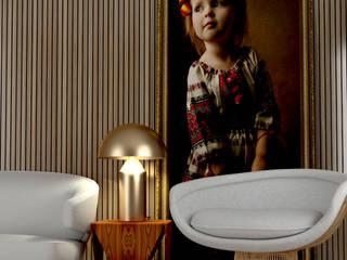 Pormenor Decorativo Salas de estar mediterrânicas por DiogoDantas Studio 3D & Design Mediterrânico