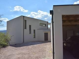 Maison moderne à Clermont-Ferrand Maisons modernes par Créaxia Moderne