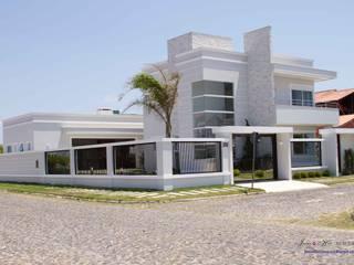 Casas de estilo  por Arquiteta Luana Turatti, Moderno