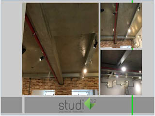 PROJETO E J:   por Studio 3.2 Arquitetura + Interiores