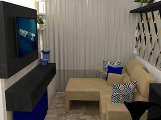 sala de estar: Salas de estar  por Studio Beatriz Neves