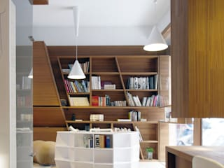 Minimalist offices & stores by 構築設計 Minimalist